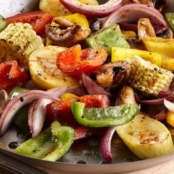 roasted-garlic-grilled-vegetables
